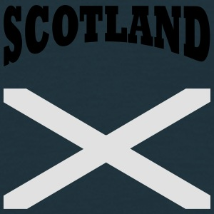 Scotland + cross Casquettes et bonnets - T-shirt Homme