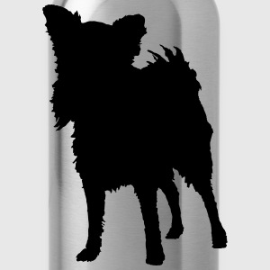 Chihuahua Silhouette T-Shirts - Trinkflasche