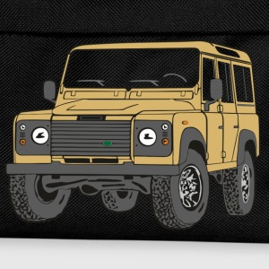 110 Defender Land Rover 4x4 - Sac à dos Enfant