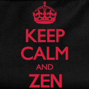 Keep Calm and Zen T-Shirts - Kids' Backpack