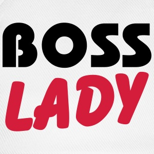 Boss lady T-Shirts - Baseball Cap
