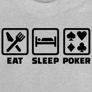 Eat sleep Poker T-Shirts - Baby T-Shirt