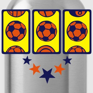 foot soccer machine sous casino Tee shirts - Gourde