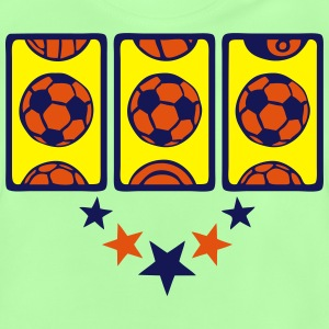 foot soccer machine sous casino Tee shirts - T-shirt Bébé
