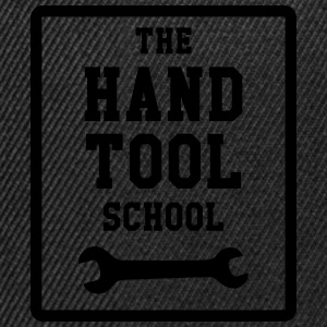 The Hand Tool School Tee shirts - Casquette snapback