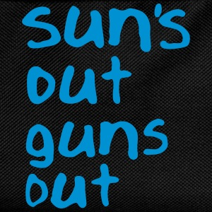 Sun's Out Guns Out Tops - Kids' Backpack