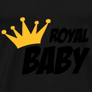 Royal Baby Sweaters - Mannen Premium T-shirt