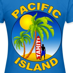 tahiti pacific island Hoodies & Sweatshirts - Women's T-Shirt