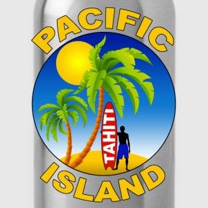 tahiti pacific island Hoodies & Sweatshirts - Water Bottle