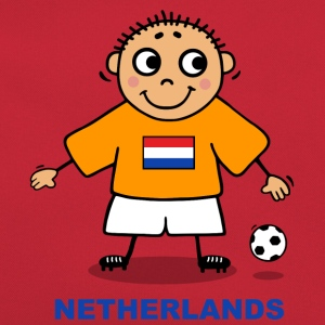 Voetbalster - Netherlands T-shirts - Retro-tas