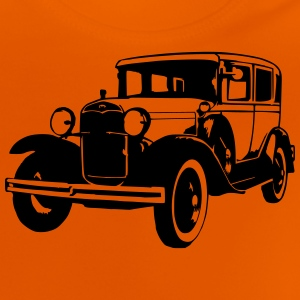 Oldtimer Limousine T-Shirts - Baby T-Shirt