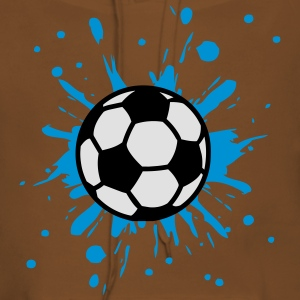 Football, Splash, Soccer, Splatter,  T-Shirts - Women's Premium Hoodie