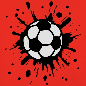 Football, Splash, Soccer, Splatter,  T-Shirts - Kids' Premium Hoodie