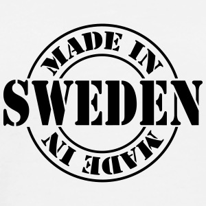 made_in_sweden_m1 Toppe - Herre premium T-shirt