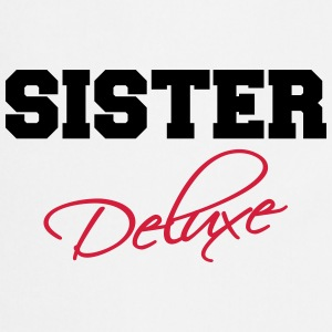 Sister Deluxe Tops - Cooking Apron