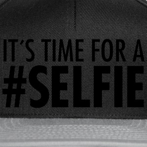 It´s Time For A #Selfie Singlets - Snapback-caps