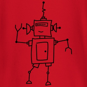 Robo Dance Shirts - Baby Long Sleeve T-Shirt