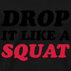 Squat Tops - Men's Premium T-Shirt