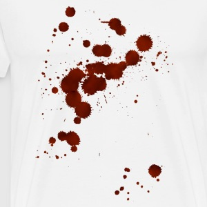Blood Tank Tops - Men's Premium T-Shirt