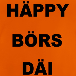 geburtstag Happy Birthday HÄPPY BÖRS DÄI - Baby T-Shirt