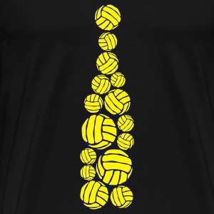 ballon volleyball forme bouteille 404 Tee shirts - T-shirt Premium Homme