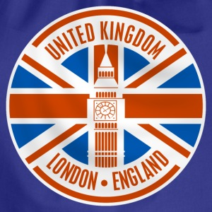 united kingdom - london Tee shirts - Sac de sport léger