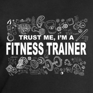 Trust me fitness trainer Tee shirts - Sweat-shirt Homme Stanley & Stella