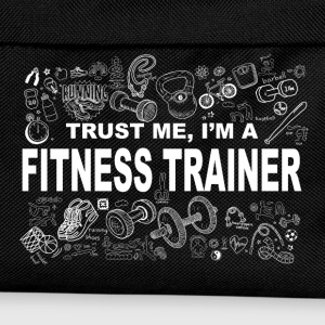 Trust me fitness trainer Tee shirts - Sac à dos Enfant