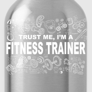 Trust me fitness trainer Tee shirts - Gourde