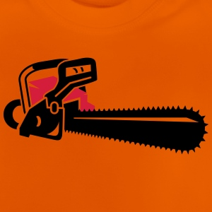 A chainsaw Shirts - Baby T-Shirt