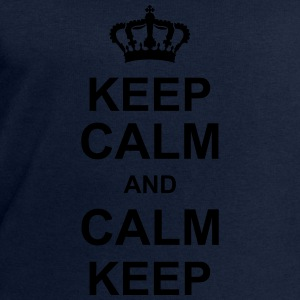 keep_calm_and_calm_keep_g1 Débardeurs - Sweat-shirt Homme Stanley & Stella