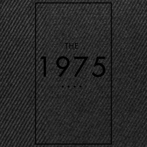 The 1975 Tee shirts - Casquette snapback