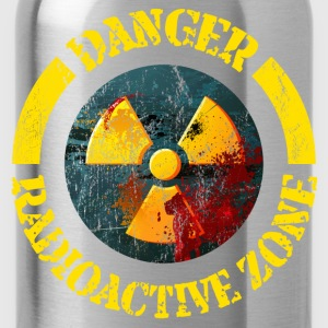 radioactive zone Tee shirts - Gourde