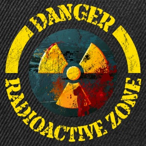 radioactive zone Tee shirts - Casquette snapback