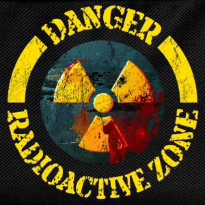 radioactive zone Sweat-shirts - Sac à dos Enfant