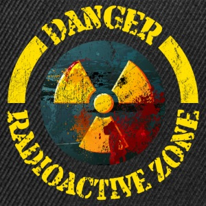 radioactive zone Sweat-shirts - Casquette snapback
