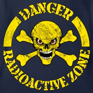 radioactive zone 02 Tee shirts - Body bébé bio manches courtes