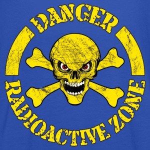 radioactive zone 02 Shirts - Women's Tank Top by Bella