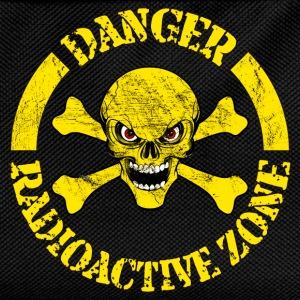radioactive zone 02 Hoodies & Sweatshirts - Kids' Backpack