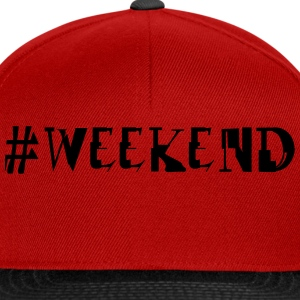 Weekend - Snapback cap
