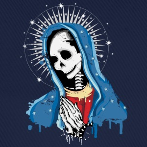 Virgin Mary prays  Shirts - Baseball Cap