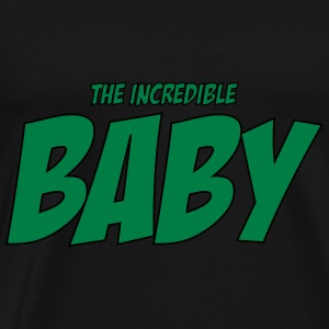 The Incredible Baby T-Shirts - Männer Premium T-Shirt