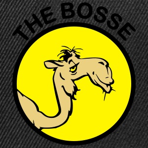 The Bosse I Tee shirts - Casquette snapback