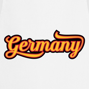 MD Typo Country Germany T-Shirts - Kochschürze