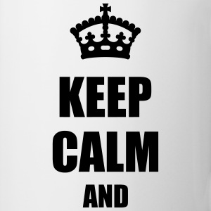 Keep Calm and Gensere - Kopp