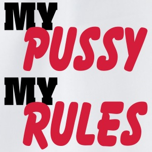 My Pussy, My Rules Underwear - Drawstring Bag