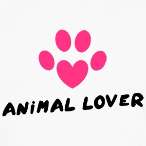Animal Lover T-Shirts - Men's Premium Longsleeve Shirt