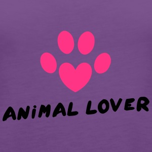 Animal Lover Hoodies & Sweatshirts - Women's Premium Tank Top