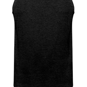 Football, Splash, Soccer, Splatter,  T-shirts - Herre Premium tanktop