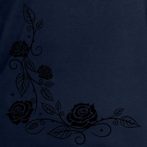 Rosen, Blumen, roses, flowers Long Sleeve Shirts - Men's Sweatshirt by Stanley & Stella